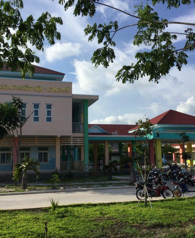 Trường Mầm Non Phước Hội