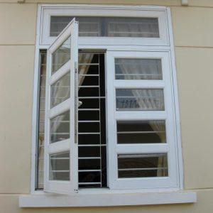 Cửa sổ nhôm kính